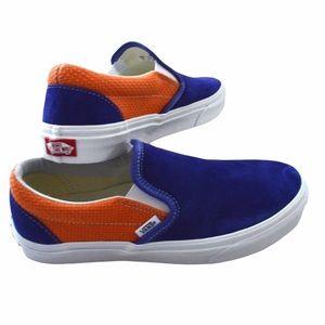 Vans Slip on apricot buff orange purple sneaker sh